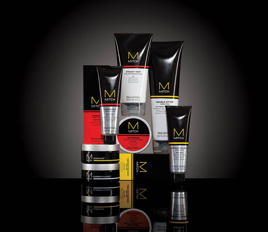 Salon Products at Steele Hairdressing